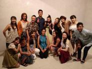 FAENZ'a Danza con MEVIUS e il loro coreografo Masaru Inayoshi